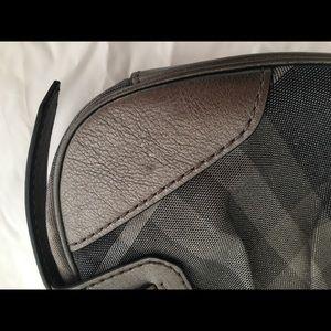 Burberry Bags - Burberry Cnqinchoqin Plaid Shoulder Bag Gray e595f092d742d